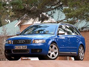 Audi S4 5 дв. универсал Avant (8E, B6)