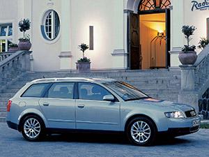 Audi A4 5 дв. универсал Avant (8E, B6)