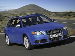 Audi S4 5 дв. универсал Avant (8E, B7)