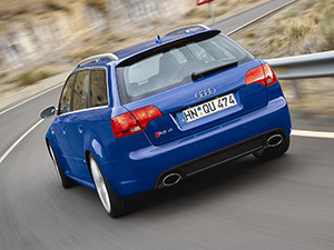 Audi RS4 5 дв. универсал Avant (8E, B7)
