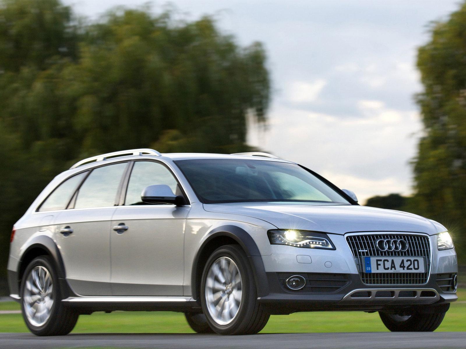 Audi (Ауди) A4 Avant 2011- г.