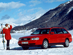 Audi A6 5 дв. универсал Avant (C4, 4A)