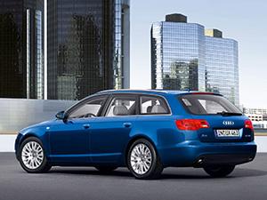 Audi A6 5 дв. универсал Avant (C6, 4F)