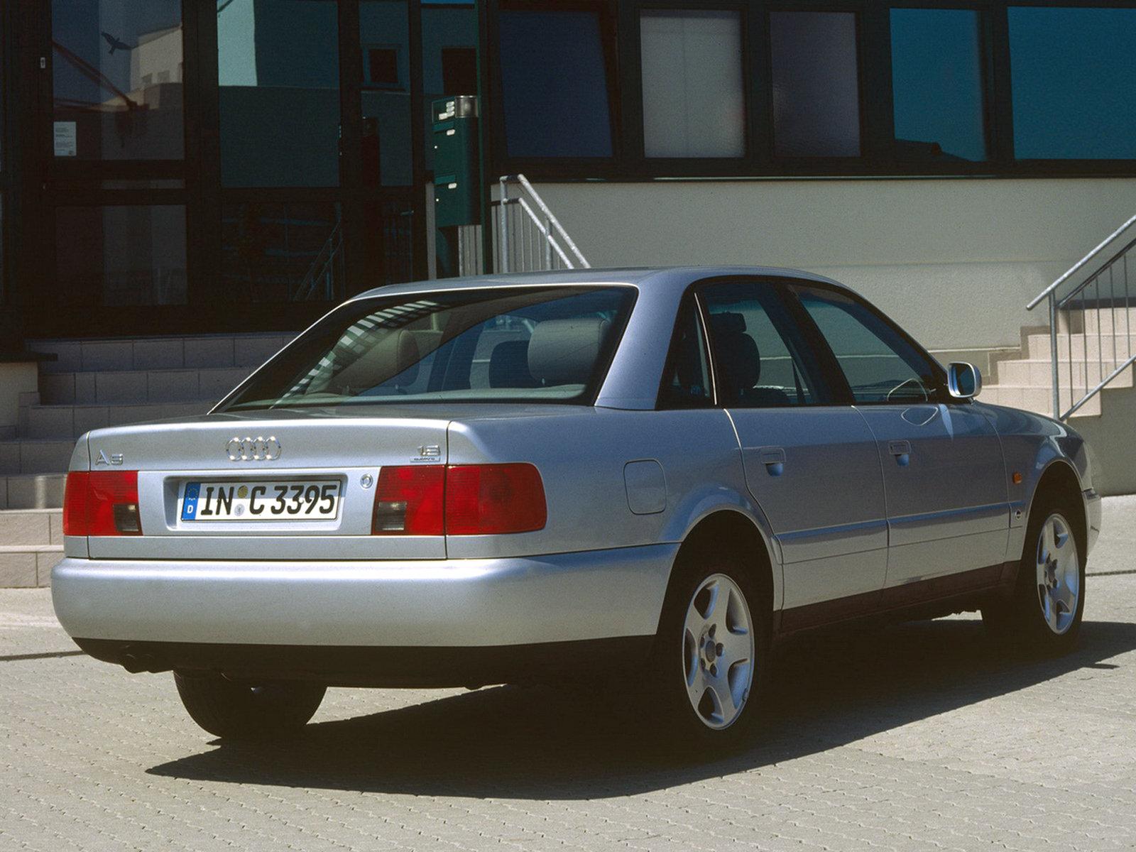 audi a6, 1996 полный привод технические характеристики