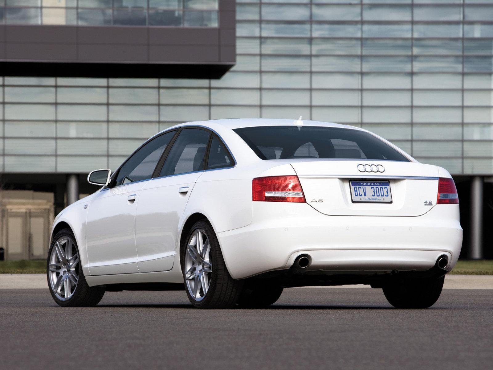 Audi a6 2008 specs