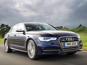 Audi S6 4 дв. седан (C7)