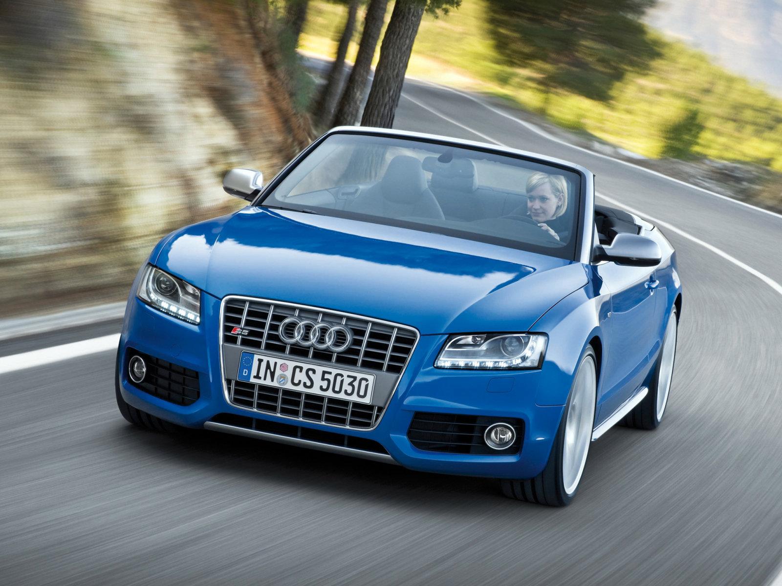 Audi (Ауди) S5 2009-2011 г.