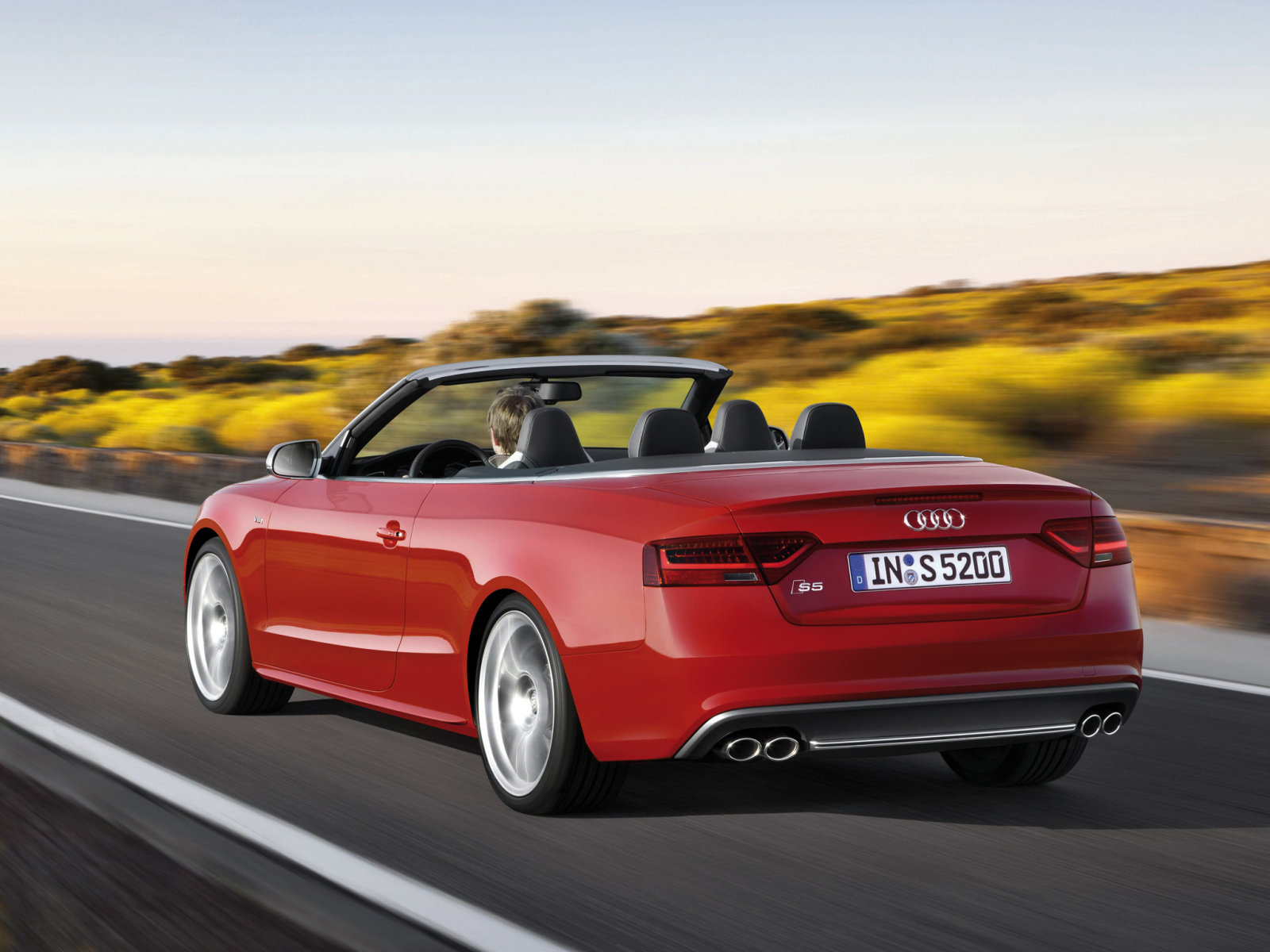 Audi (Ауди) S5 2011- г.