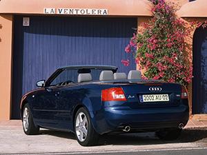 Audi A4 2 дв. кабриолет Cabriolet (8H)