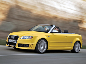 Audi RS4 2 дв. кабриолет Cabriolet (8H)