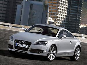 Audi TT 2 дв. купе Coupe (8J)