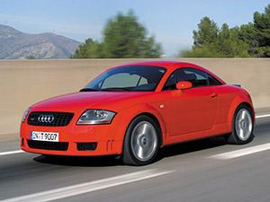 Audi TT 2 дв. купе Coupe (8N)