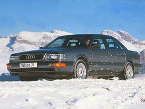 Audi V8 4 дв. седан (D11)