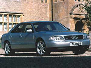 Audi A8 4 дв. седан (D2)