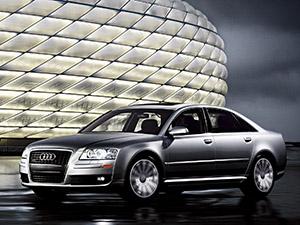 Audi A8 4 дв. седан (D3, 4E)
