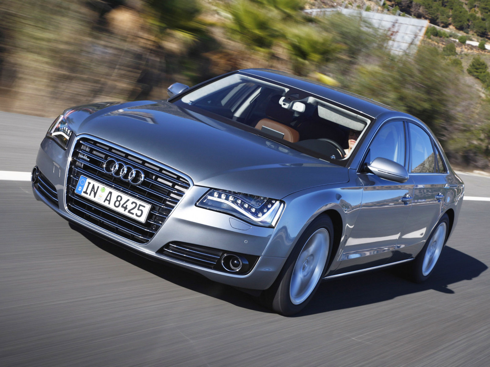 Audi (Ауди) A8 (D4, 4H) 2010-2013 г.