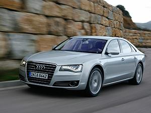 Audi A8 4 дв. седан (D4, 4H)