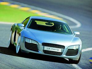 Audi Le Mans 2 дв. купе Le Mans V10