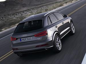 Audi Q3 5 дв. кроссовер Q3