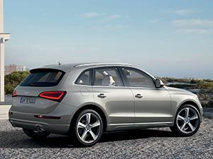 Audi Q5 5 дв. внедорожник Q5