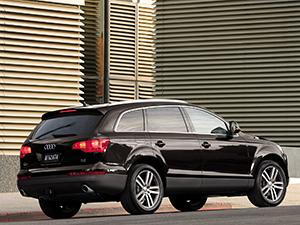 Audi Q7 5 дв. внедорожник Q7
