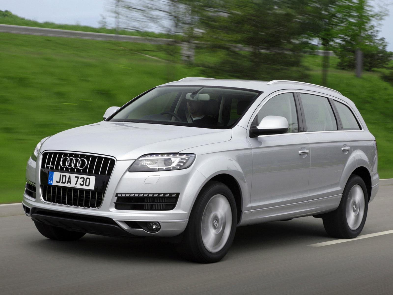 Audi (Ауди) Q7 2009- г.