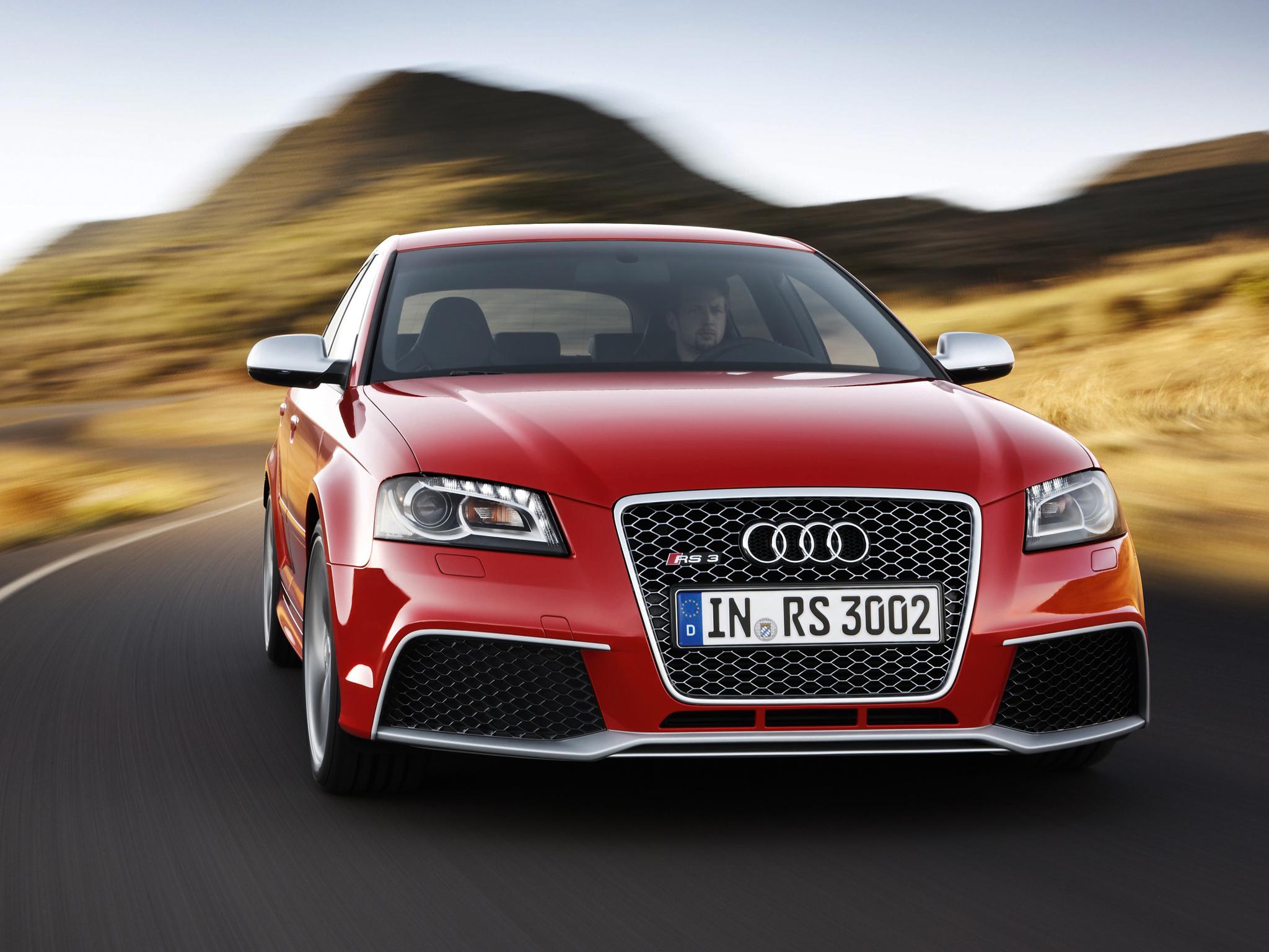 Audi RS3 тюнинг скачать