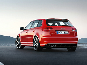 Audi RS3 5 дв. хэтчбек Sportback