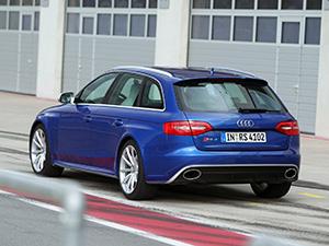 Audi RS4 5 дв. универсал Avant