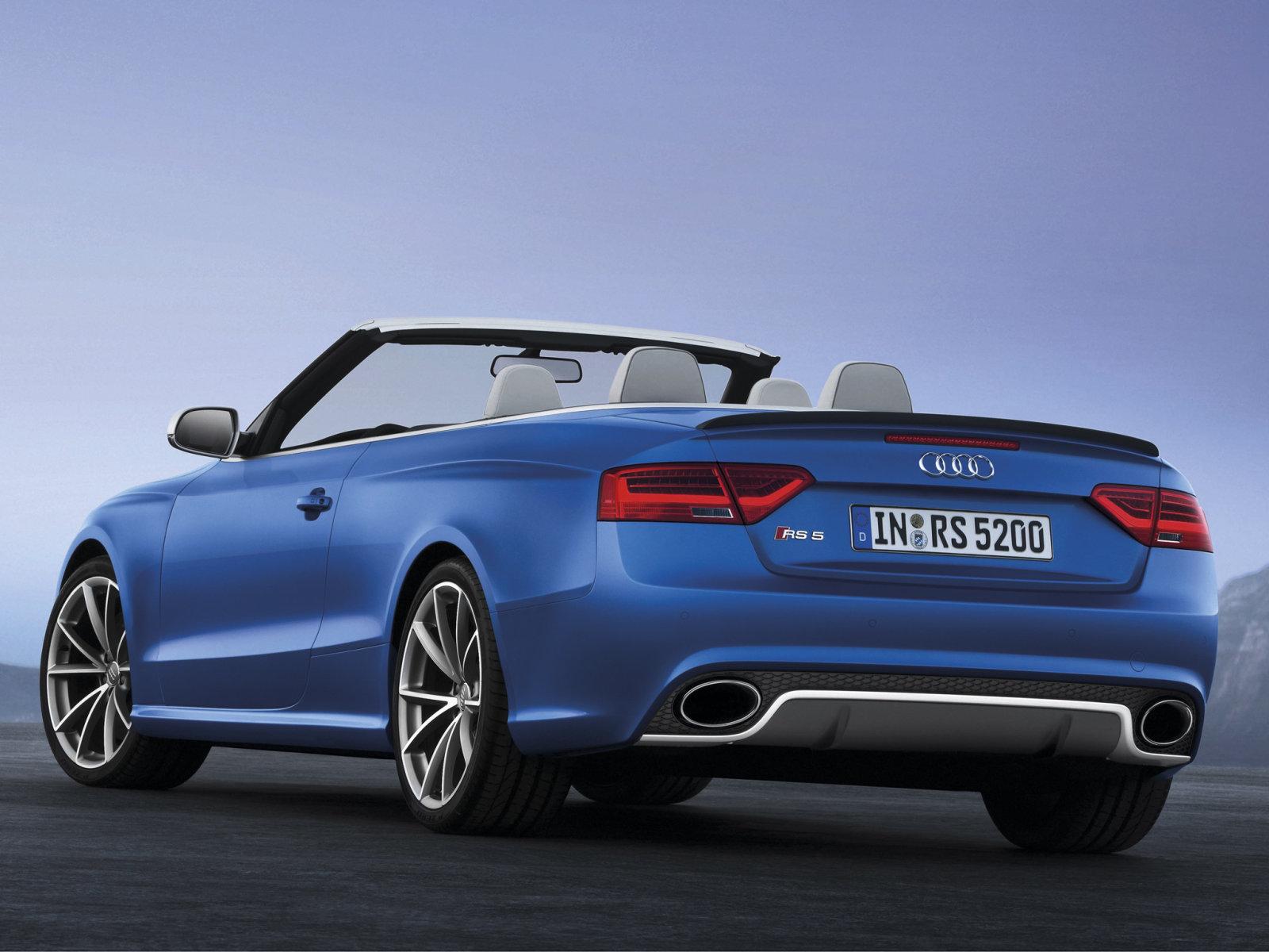 Audi (Ауди) RS5 2013- г.