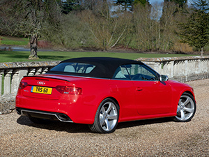 Audi RS5 2 дв. кабриолет RS5