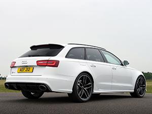 Audi RS6 5 дв. универсал Avant