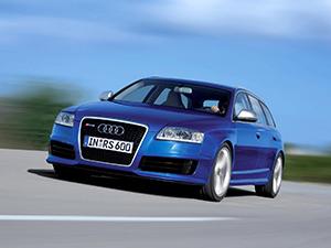 Audi RS6 5 дв. универсал Avant (4F,C6)