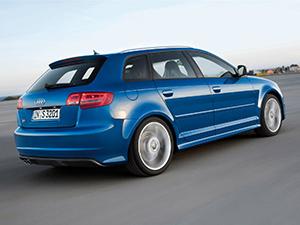 Audi S3 5 дв. хэтчбек (8P)