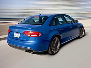 Audi S4 4 дв. седан S4