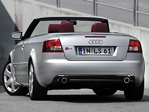 Audi S4 2 дв. кабриолет Cabriolet (8H)