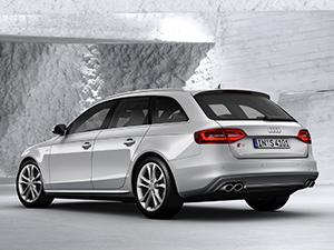 Audi S4 5 дв. универсал S4