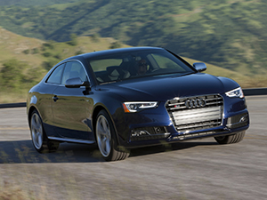 Audi S5 2 дв. купе S5