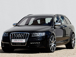Audi S6 5 дв. универсал Avant (C6, 4F)