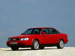 Audi S6 4 дв. седан (C4, 4A)