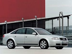 Audi S6 4 дв. седан (C5, 4B)