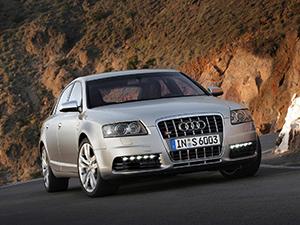 Audi S6 4 дв. седан (C6, 4F)