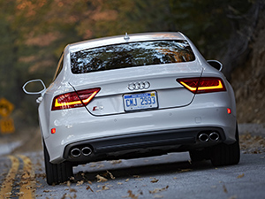 Audi S7 5 дв. хэтчбек Sportback