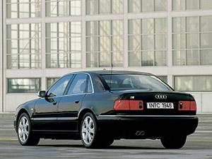 Audi S8 4 дв. седан (D2)