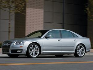 Audi S8 4 дв. седан (D3)