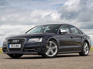 Audi S8 4 дв. седан (D4)