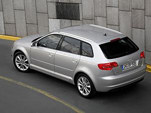 Audi A3 5 дв. хэтчбек Sportback (8PA)