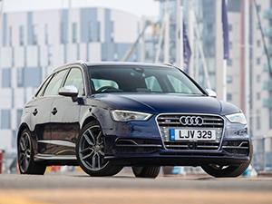 Audi S3 5 дв. хэтчбек Sportback (8V)