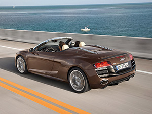 Audi R8 2 дв. кабриолет Spyder