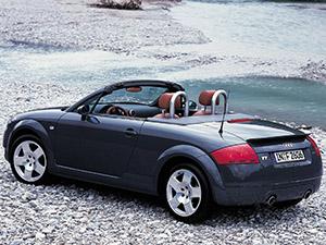 Audi TT 2 дв. кабриолет Roadster (8N)